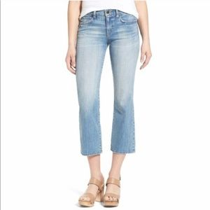 Joe's Collectors Edition Olivia Cropped Flare Jean